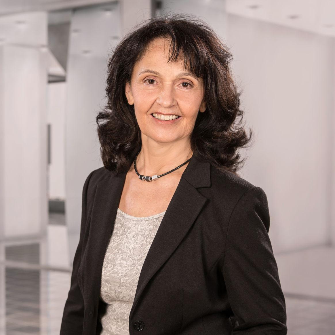 Karin Heintzmann - Personal - Heintzmann Maschinen- und Werkzeugbau GmbH